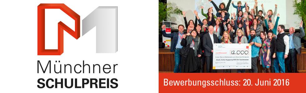 Münchner Schulpreis 2017